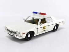 Scala 1/24 Greenlight Dodge Monaco - Hazzard County Sheriff