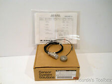 New Kyowa SS Compression Load Cell LMR-S-50KNSA14, 50 kN, 7 Volts