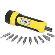 New Wheeler Engineering Fat Wrench with 10 Bit Set 553556