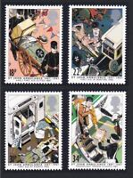 Great Britain St John Ambulance Brigade 4v MNH SG#1359-1362 SC#1180-1183