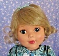 Monique JESSICA Blond Full Adj. Cap Doll Wig Size 12-13 Unisex, Boy, Girl, Baby