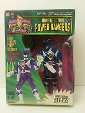 KARATE ACTION POWER RANGERS - KARATE CHOPPIN' BILLY BLUE Ranger - 1994 Bandai