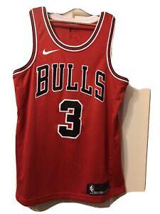 NBA Nike Jersey Chicago Bulls #3 - Wade