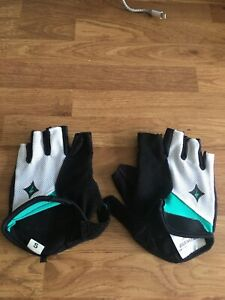 Women's Specialized summer cycling gloves- Small