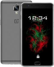 stile sottile custodia per OnePlus 3T Trasparente Cover Case protettiva -