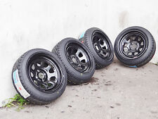 15X8 BLACK DIAMOND RACING WHEELS WITH 195-45-15 TOYO PROXES T1R TIRES EF EG EK