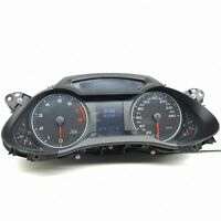 Audi A4 8K B8 Benzin Km/H Tachometer Kombiinstrument Tachometer 8K0920930A