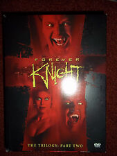 Forever Knight DVD Set Trilogy Part Two