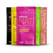 Pruvit Keto OS Nat Heart Tart Charged- 5 packs