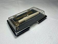Vintage Safety Razor - 1960's Schick Injector Razor Off-White Handle W/ Case