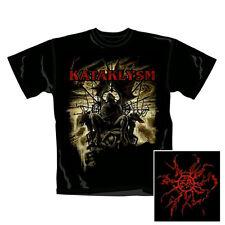 Kataklysm - Prevail - T-Shirt - Size XL - Neu