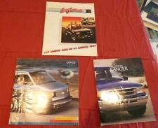 N° 2107 / catalogues chevrolet 1987 / dodge 1987 / ford rangers 1995