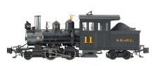BACHMANN 80997 G Scale Sandy Rvr & Rangeley Lake #11 Inside Frame Forney 2-4-4