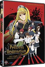 Princess Resurrection . The Complete Series Collection . Anime . 4 DVD . NEU OVP