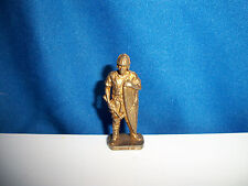 HUN WARRIOR #3 AXE ax BRONZE Kinder Surprise Metal Soldier Figure K95n109 ITALY