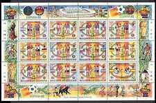 Lesotho 1982 Calcio/WC/Calcio/Sport 12 V Sht (s1625)