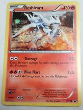 Pokemon Reshiram BW23 Holo Promo Card from Pokemon Legendary Collection