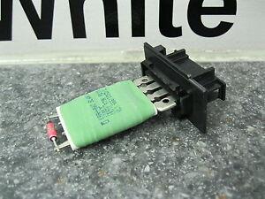 02-06 Dodge Freightliner Sprinter 2500 3500 Blower Motor Resistor Mopar OEM New