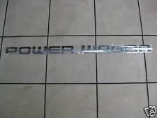 Dodge Ram POWER WAGON Tailgate Nameplate  Emblem Mopar