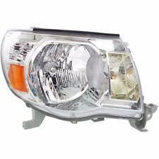 2005 - 2011 TOYOTA TACOMA HEADLIGHT HEAD LAMP LIGHT RIGHT PASSENGER SIDE