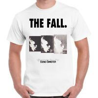 The Fall Ben Sinister Punk Retro T Shirt 166