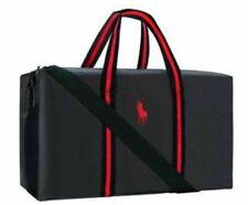 Ralph Lauren Black & Red Large Weekend / Travel / Gym / Holdall / Duffle Bag