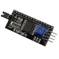 IIC I2C TWI SPI Serial Interface Board Module Port 1602LCD Display Arduino