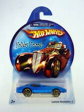 HOT WHEELS LANCER EVOLUTION 7 Holiday Hotrods Die-Cast Car ERROR / MOC 2007