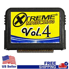 """MAGIC SING Chip """"Tagalog Xtreme Collection v.4""""  Tagalog Song Chip w/ SONG LIST"""