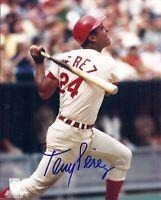 Tony Perez Autographed Signed 8x10 Photo ( HOF Reds ) REPRINT