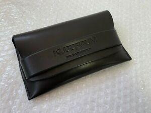 Kuboraum Sunglasses case Black Soft Case Kuboraum 😎