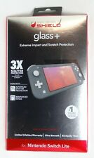 ZAGG - Glass+ Tempered glass Screen Protector for Nintendo Switch Lite - Clear