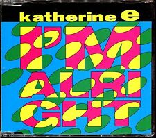 KATHERINE E - I'M ALRIGHT - CD MAXI [2477]