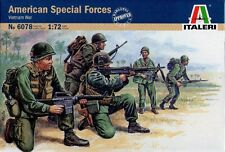 Italeri - American special forces (Vietnam War) - 1:72