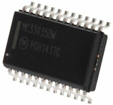 On Semiconductor MC33035DWG, BLDC BRUSHLESS DC MOTOR CONTROLLER, 40 V 24-Pin, in modo