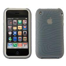 Silikon TPU Case Apple iPhone 3G/3GS Schutzhülle Wave Wellen Muster Cover