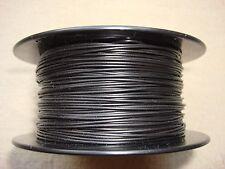(0,0599 €/m ) 100m Kabel Litze Schaltlitze Kupferlitze 0,14mm², schwarz