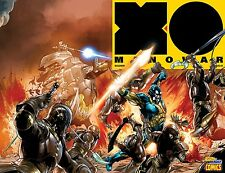 X-O Manowar #1 Stephen Segovia Fight or Flight Comics exclusive variant