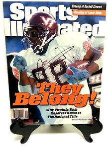 Andre Davis Signed Autographed SI Sports Illustrated 12-6-1999 No Label 0526 VT