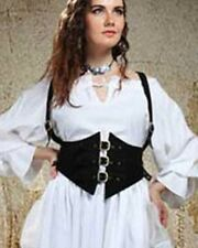 Faux Leather Steampunk Harness