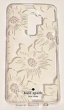 Kate Spade New York Hardshell Case For Samsung Galaxy S9+ (Plus) - Floral Clea