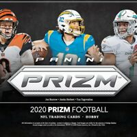 2020 Panini Prizm Football - Complete Your Set - Pick Your Card Veterans Rookies