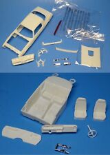 MPC 1979 Pontiac Trans Am Firebird Body and interior Set 1/25 Scale