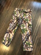 Men's GameHide Hush Hide Camouflage Cargo Hunting Pants Style #310 Sz XL