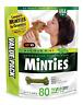 VetIQ Minties Dog Dental Bone Treats, Dental Chews for Dogs, Perfect for Tiny /