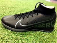 Mercurial Superfly 7 Academy IC Indoor Soccer black - Men's Nike - AT7975001
