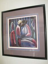 Sweeter Dreams By William Tolliver Serigraph 72/850 Pencil Signed