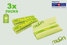 3 Packs - Moon Pure Hemp Rolling Papers -