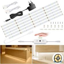 LED Band Unterbauleuchte Stripe Streifen Küchen Lichtleiste Schrank-Beleuchtung