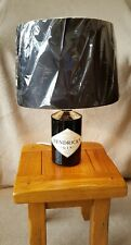 Upcycled Hendricks bottle Lamp (Other Gin types Available just ask)